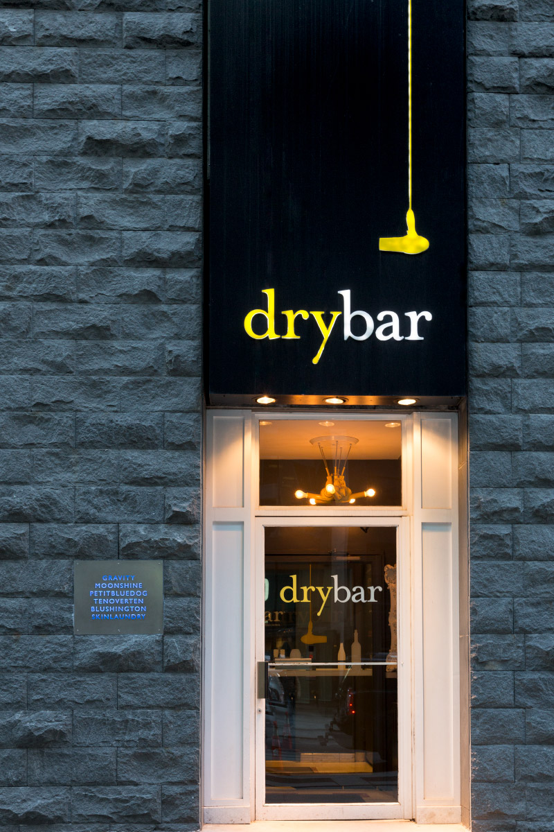 Dry Bar Exterior